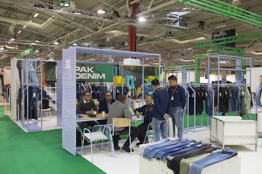 MyFashionConnect Global: Texworld and Apparel fairs in Paris