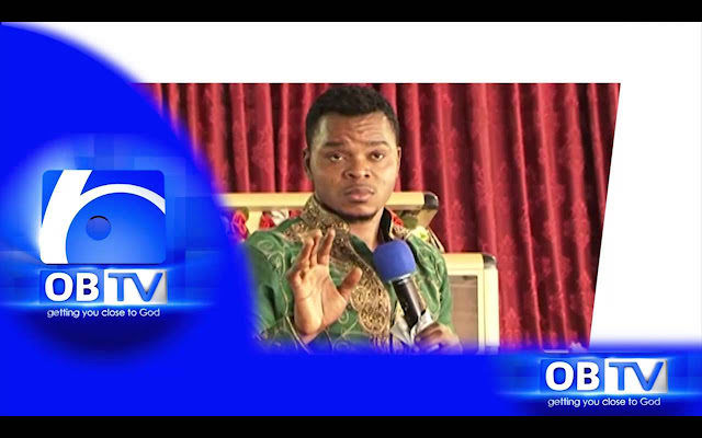 Bishop Daniel Obinim or Angel Obinim - Head Pastor of 'International Godsway Ministries'