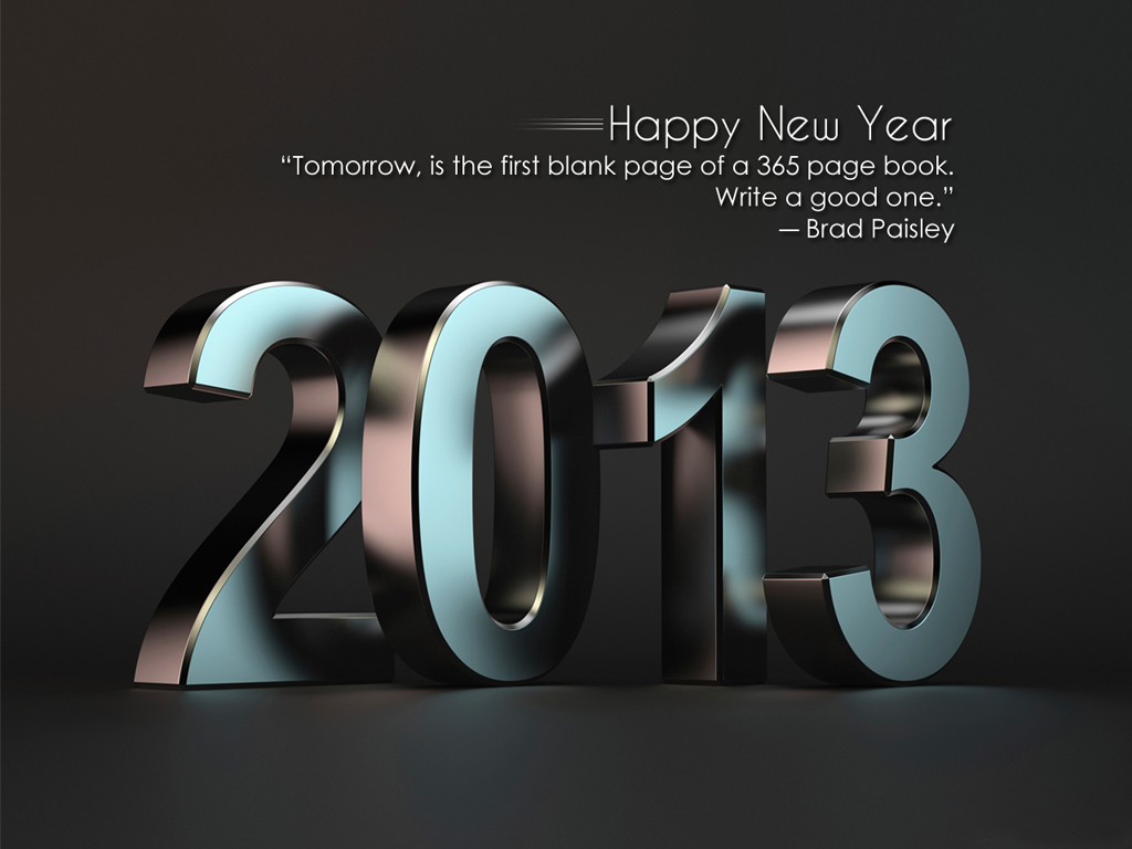 Happy New Year 2013 sayings for greeting cards 06. 1024 x 768.Send Free New Years Greeting Cards