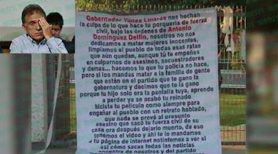 Veracruz: CJNG sends message to Veracruz governor,