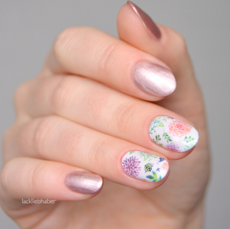 Born Pretty Store Blog: Let Floral Nails Enrich Your Spring Life 💛