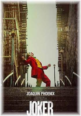 Joker 2019 English 480p HDCAMRip 350MB Download Free Poster