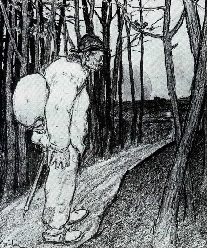 Vagabund (Théophile-Alexandre Steinlen)