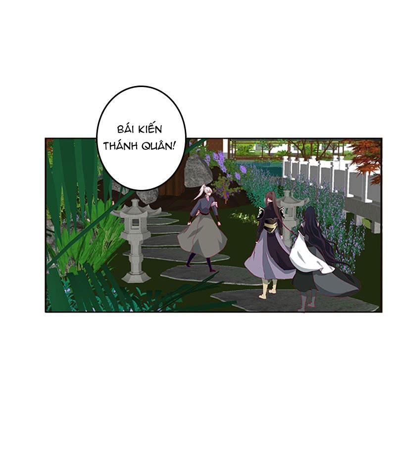 Thông Linh Phi chap 396 - Trang 9