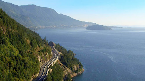 Sea to Sky Highway - British Columbia - Canadá