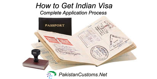 India Visa Requirements For Pakistani Citizens