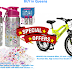 Queens : ❤ 14 units of Purple Ladybug Water Bottles Set for Girls   1 Decorate Your - AND - NENGGE Kids Mountain Bikes, 20 Inch 6 Speed Dual Suspension ✌ 2020 delivery to Coney Island