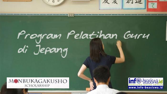 Program Pelatihan Guru di Jepang