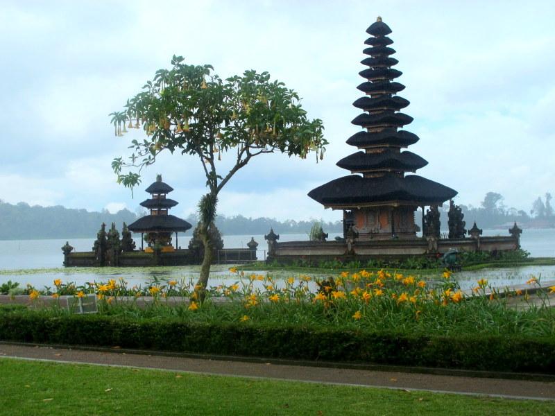 Ulun Danu Temple @ Bedugul