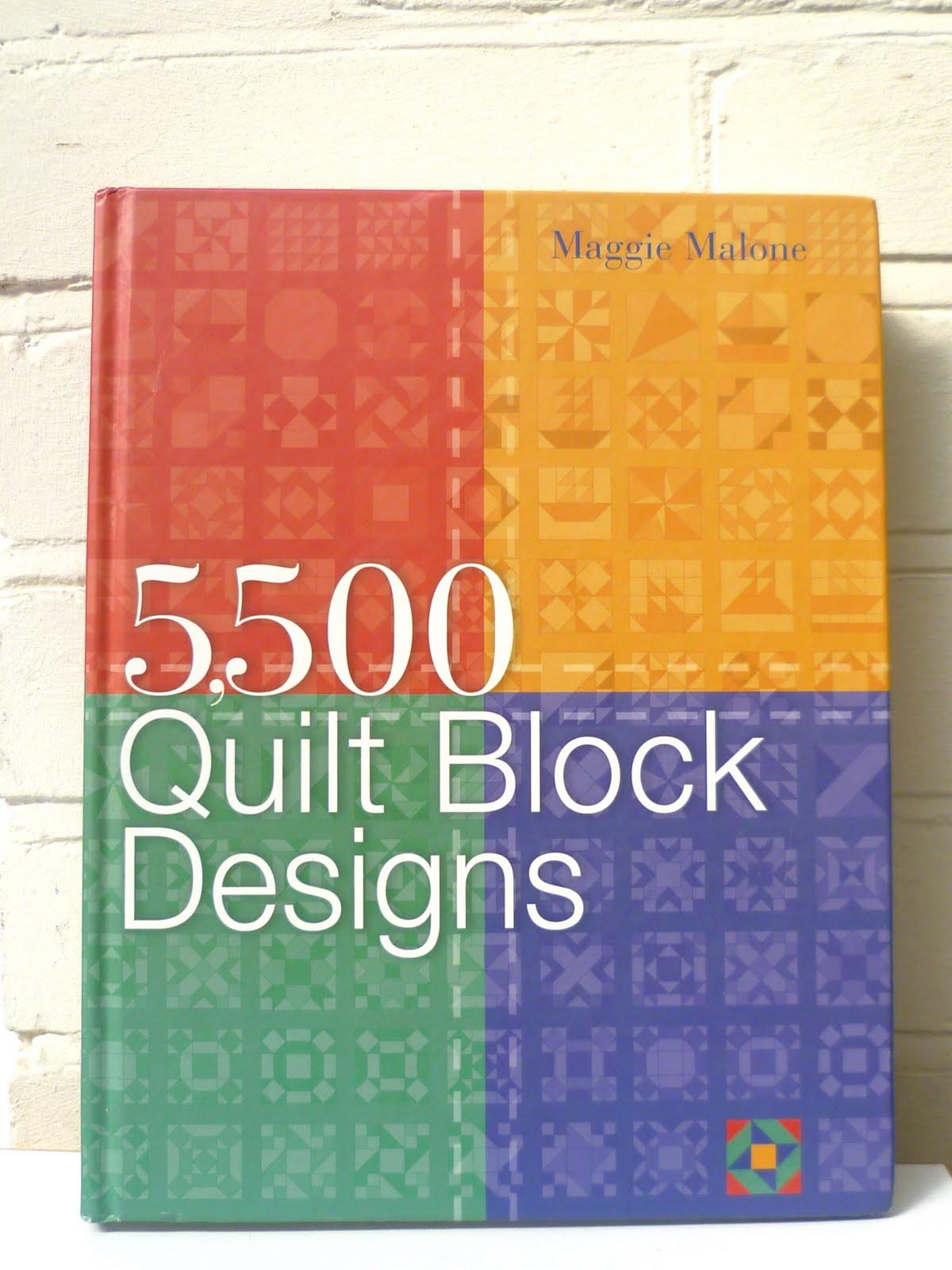 verykerryberry: Straying from the Farmer : 5500 quilt block designs - Adamdwight.com