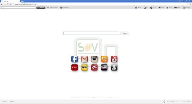 Search.topmediatabsearch.com (TopMediaTab extension)