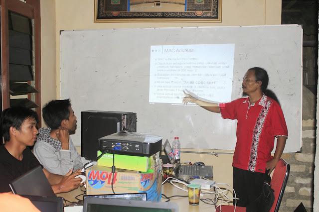 Pembelajaran tentang OSI Layer