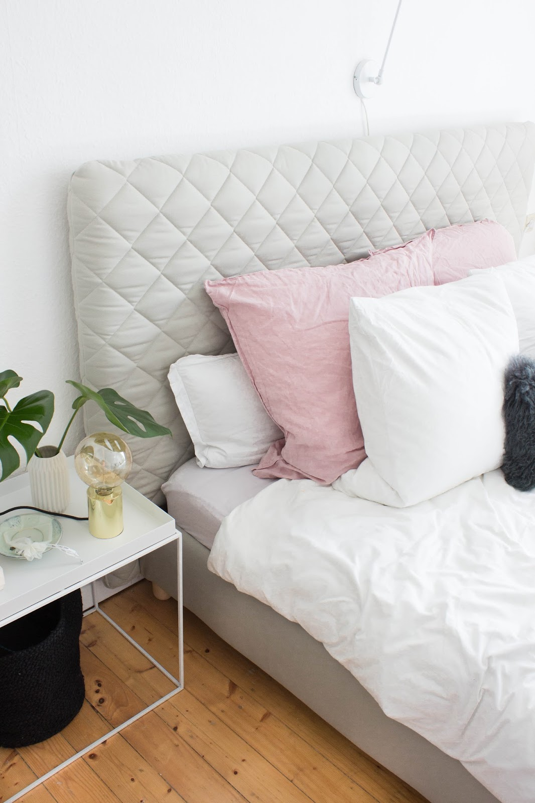 Einblick ins neue Mini-Schlafzimmer | Maditas Haus | Lifestyle und ...