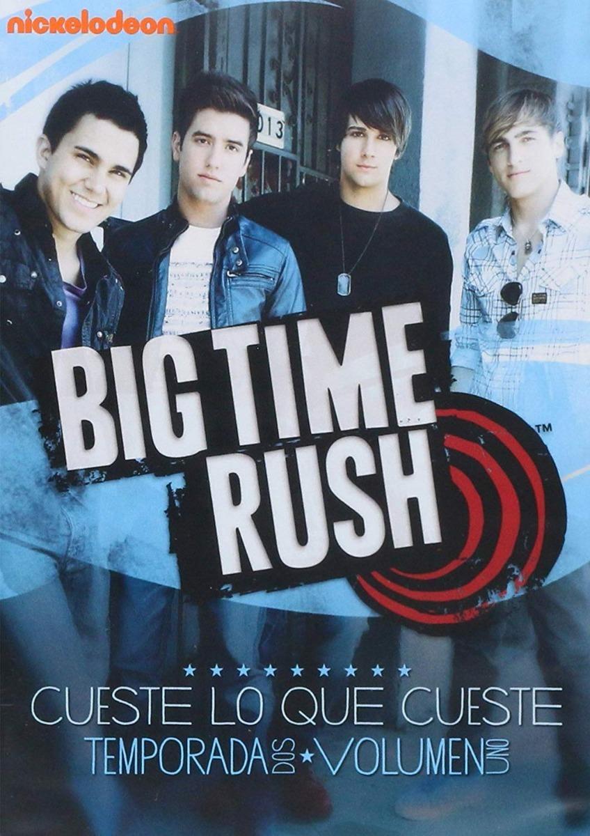 Big Time Rush Temporada 2 Latino (Baja Calidad)