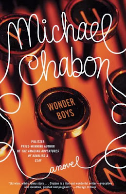 Wonder Boys by Michael Chabon – Front Cover