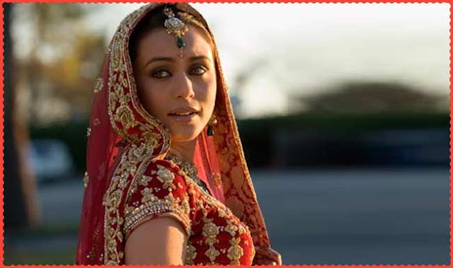 Rani Mukerji di Film Kabhi Alvida Naa Kehna