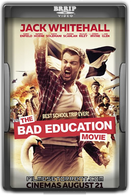 The Bad Education Movie Torrent Legendado 2016