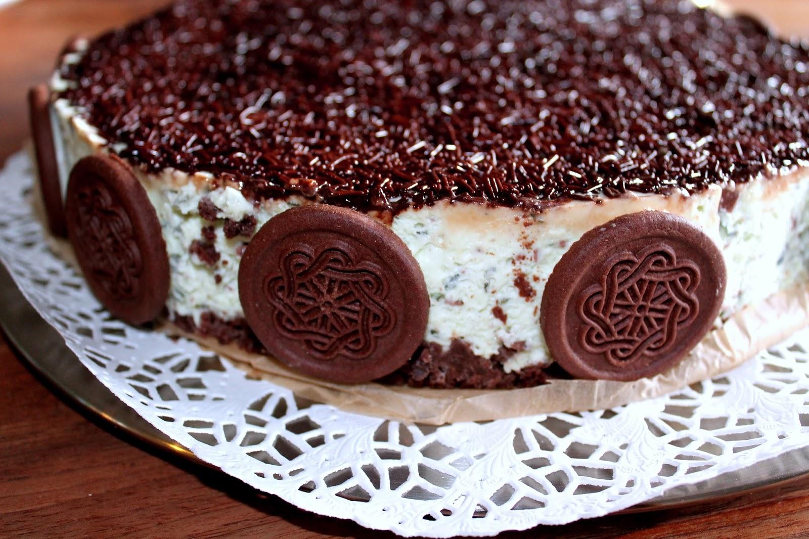 #mint cake #parasta #herkullinen #suklaa #minttu #kakku
