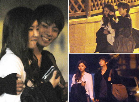 shin se kyung dating shinee jong hyun shirtless