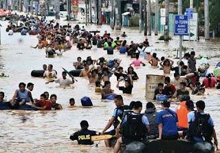 Inondations en Inde, Népal et Bangladesh