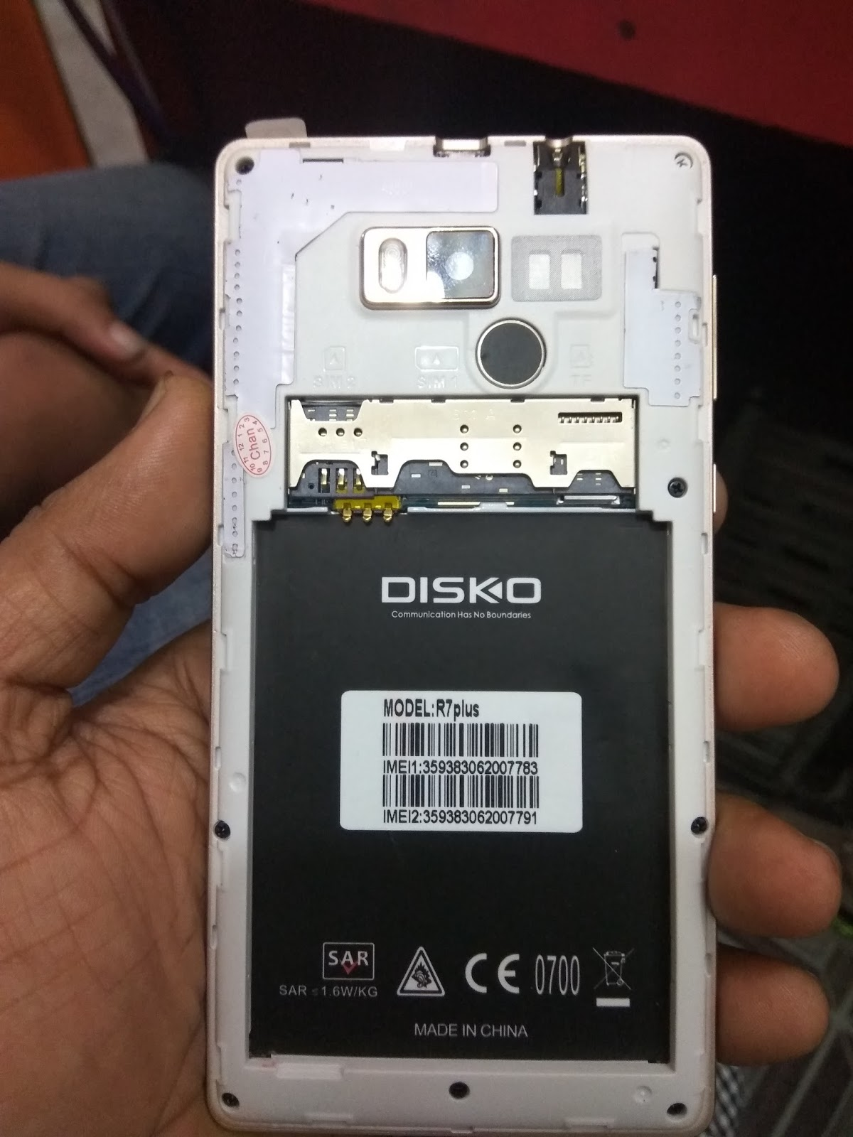 HUAWEI DISKO R7 PLUS FLASH FILE TESTED FIRMWARE BY ALO TELE