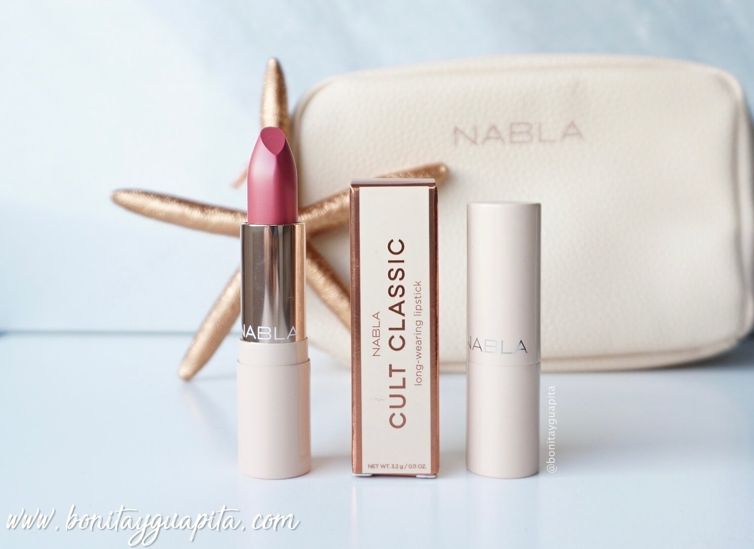 nabla cult classic swatches labiales
