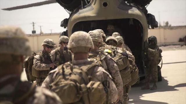 EEUU revela el número verdadero de sus fuerzas en Afganistán