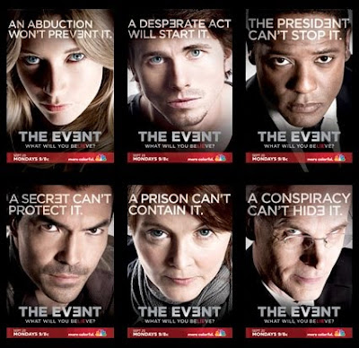 The Event Saison 1 Episode 14 - The Event S1.14 A message back