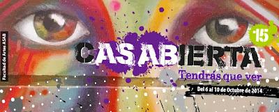 'Casabierta' Bogota artes
