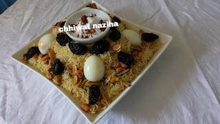 seffa madfouna recette marocaine
