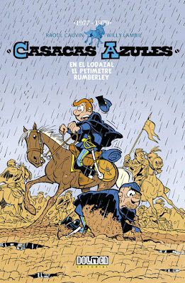 Casacas Azules. 1977-1979 (Integral nº 3) - Raoul Cauvin / Willy Lambil