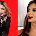 Reconocida actriz mexicana discutió con Madonna en uno de sus conciertos