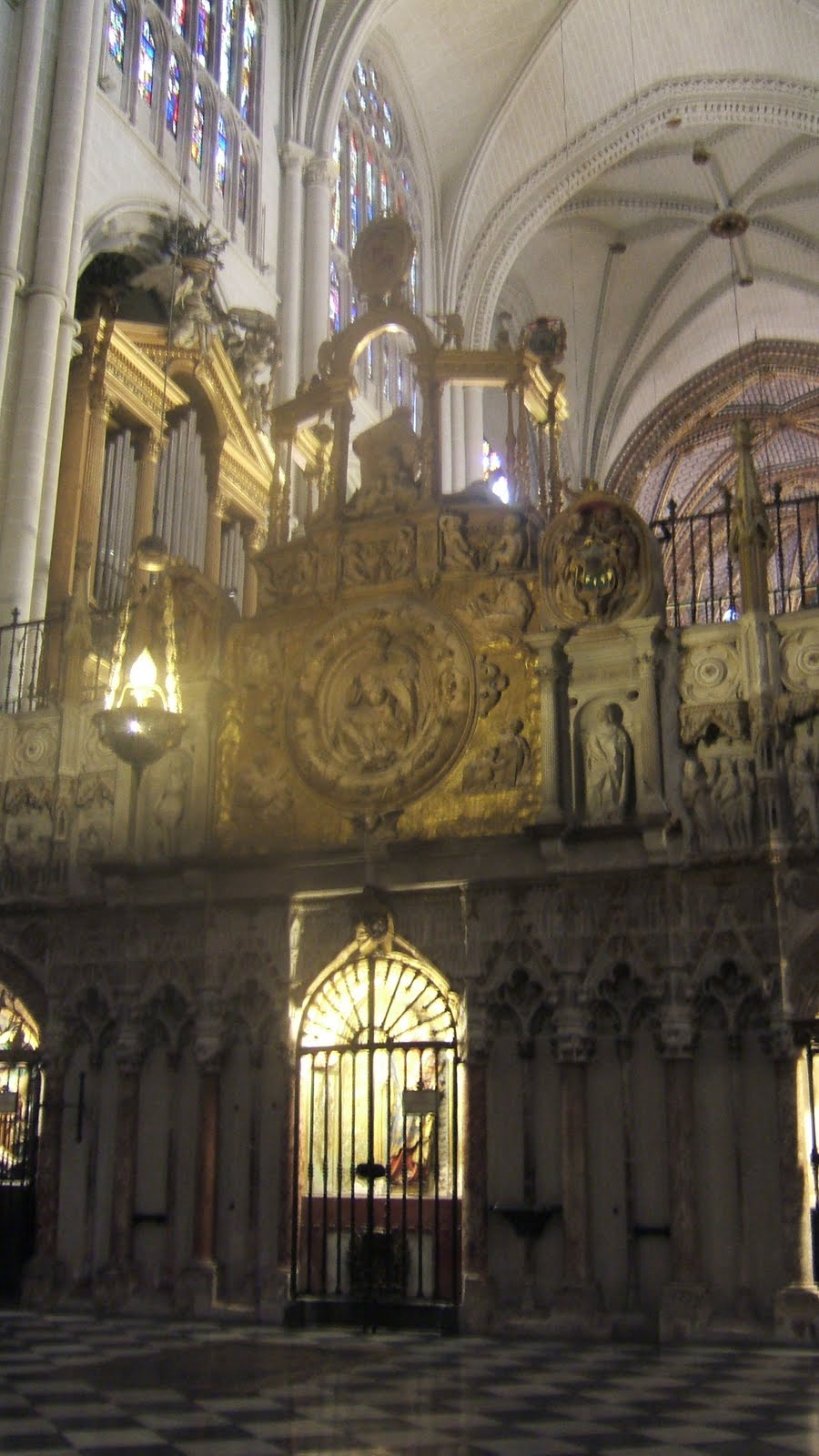 奧菲歐的慢板: 托雷多大教堂
