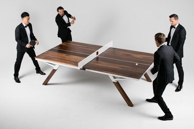Tavolo da ping pong per l'ufficio