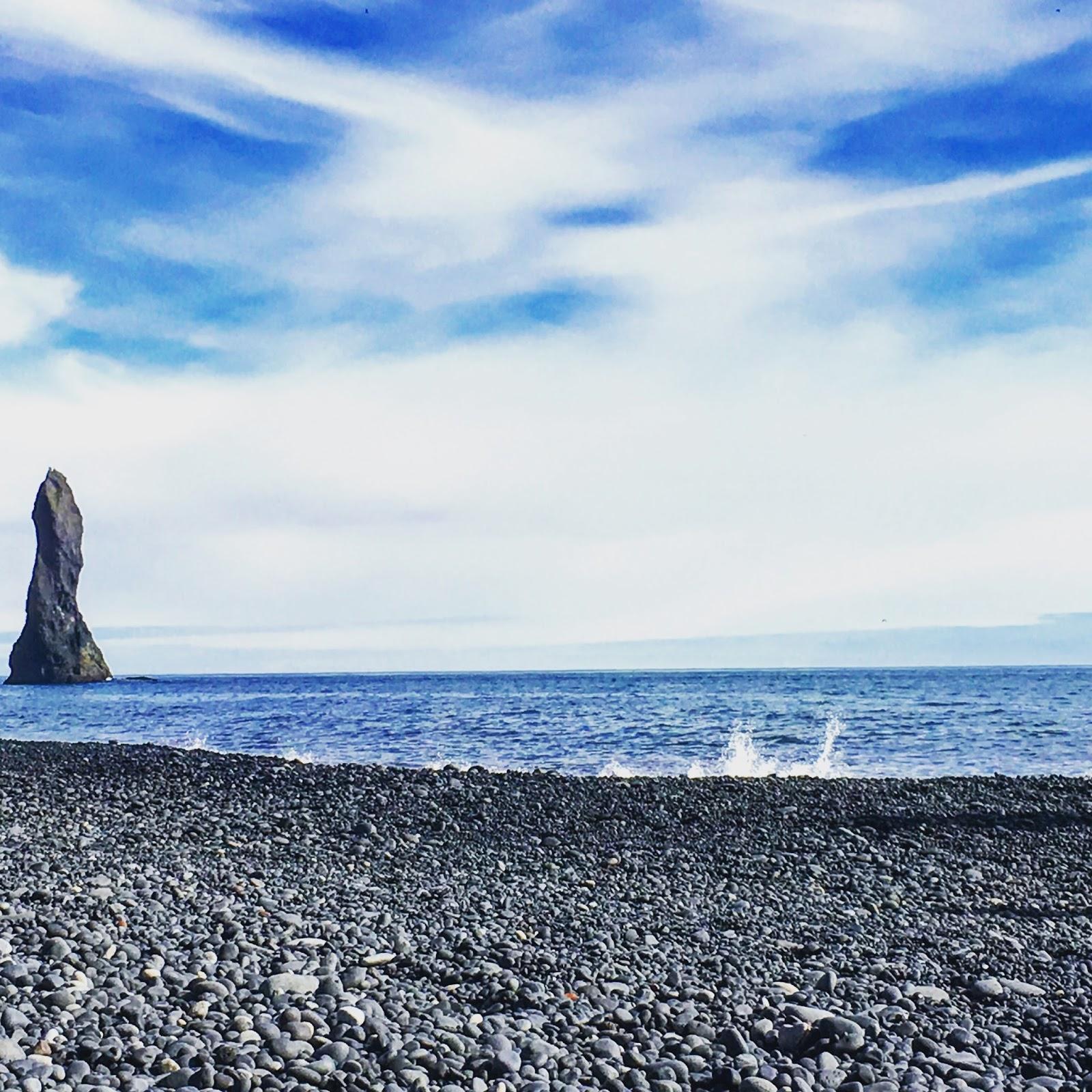 Reynisfijara beach, south coast, Iceland