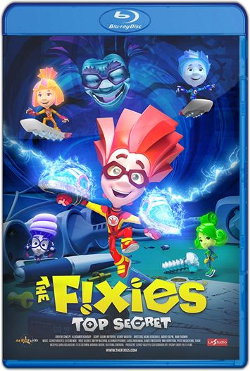 Fixies Amigos Secretos (2017) HD 1080p y 720p Latino