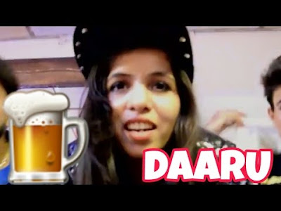 Daaru Daaru - Most Popular And Viral Song By Dhinchak Pooja
