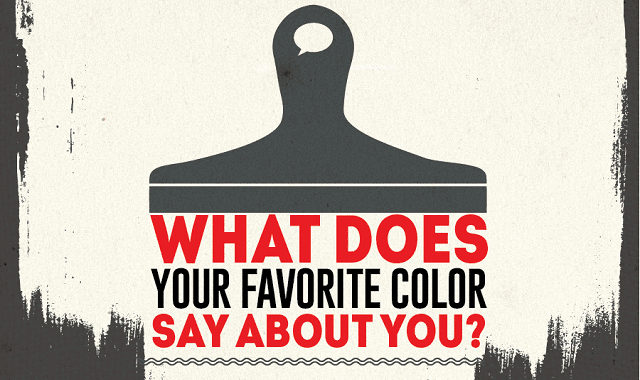 What Does Your Favorite Color Say About You?