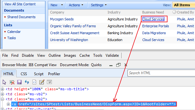 Amit Phule: Remove Lookup Hyperlink from SharePoint List