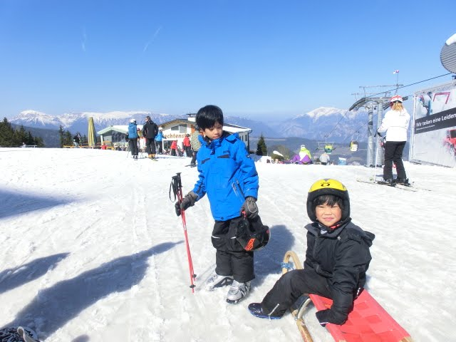 Reasons Why I love Ski vacations