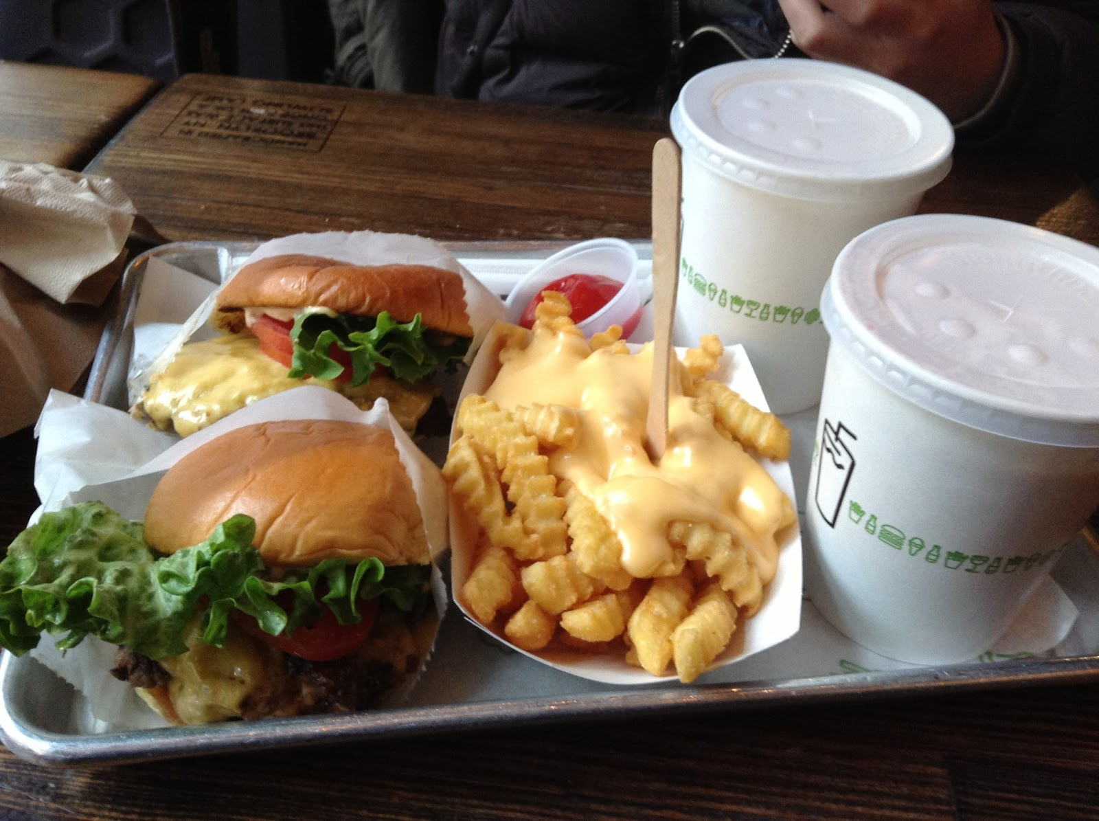 Hard To Please Food Blog & More: Shake Shack - New York