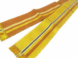 角帯は着物や浴衣用の男帯として礼装用からカジュアル用まで幅広く使えます