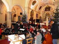 Božićni koncert Supetar slike otok Brač Online