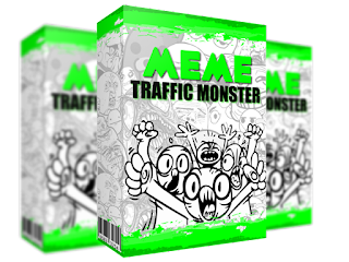 Meme Traffic Monster [Clever Traffic Trick - Easy 100 Dollar Days]