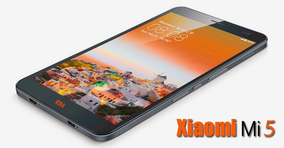 Harga Dan Spesifikasi Xiaomi Mi5 Terbaru