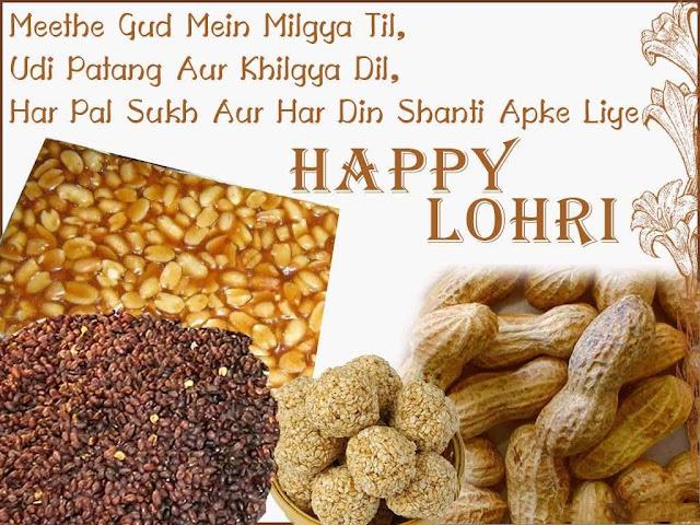 Happy Lohri Images for Facebook 2019