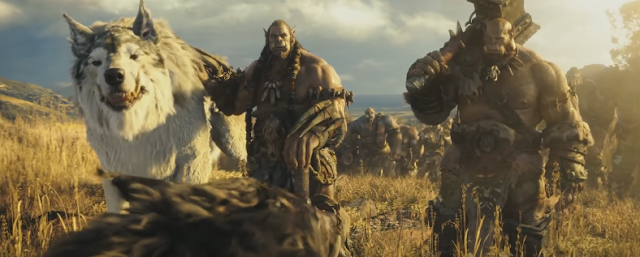 Warcraft 2016 Hindi Dubbed Full Movie 300MB 700MB