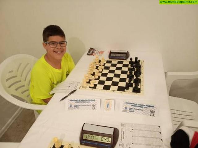 El Club Baltajaque participó en el Campeonato de Canarias de Ajedrez por edades