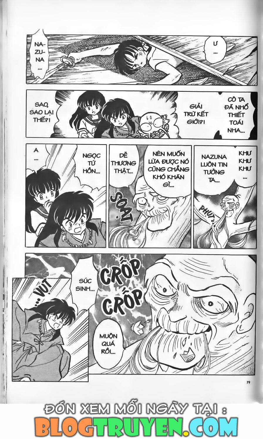 Inuyasha vol 05.4 trang 18