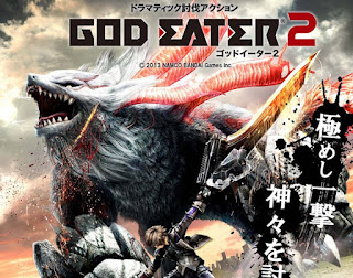 God Eater 2 ISO CSO Patch English V1.4 For PPSSPP Android